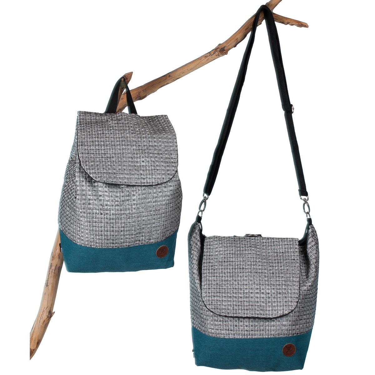 Rucksack-Tasche-Filigran