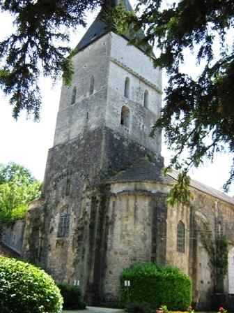 Abbaye du XIIe et XIIIe siècle