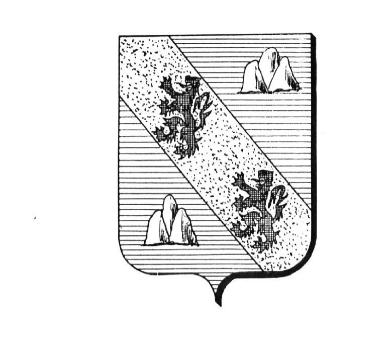 Blason de la ville de Tourtoirac