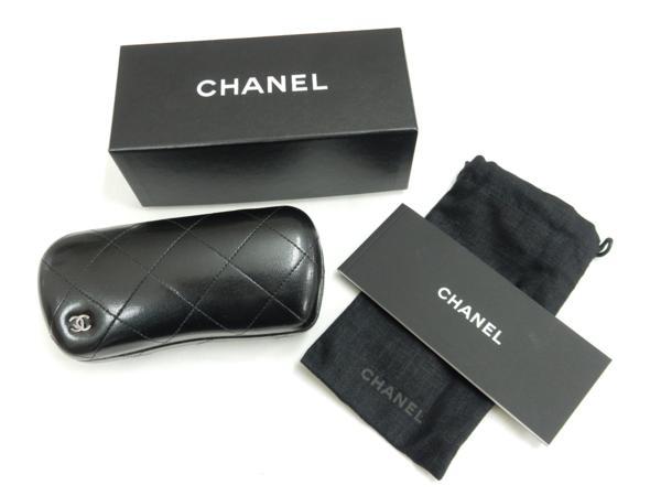 シャネル(CHANEL) 眼鏡/サングラスケース