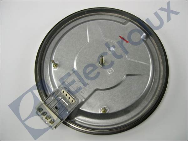 PIASTRA ELETTRICA 1500W Ø180mm