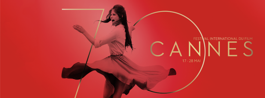 We will be at the 70th Cannes Film Festival. Hope to see you there.