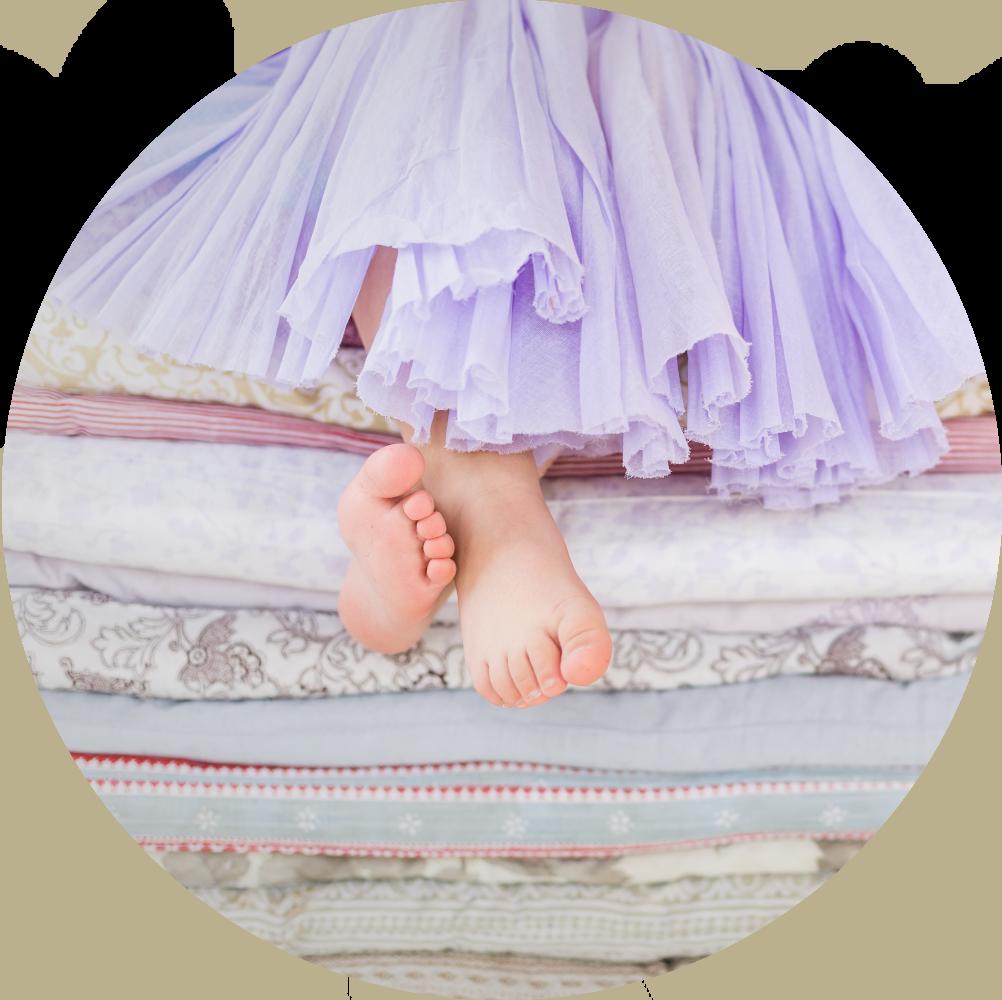 7. ZEITimPULS:Prinzessin auf der Erbse?