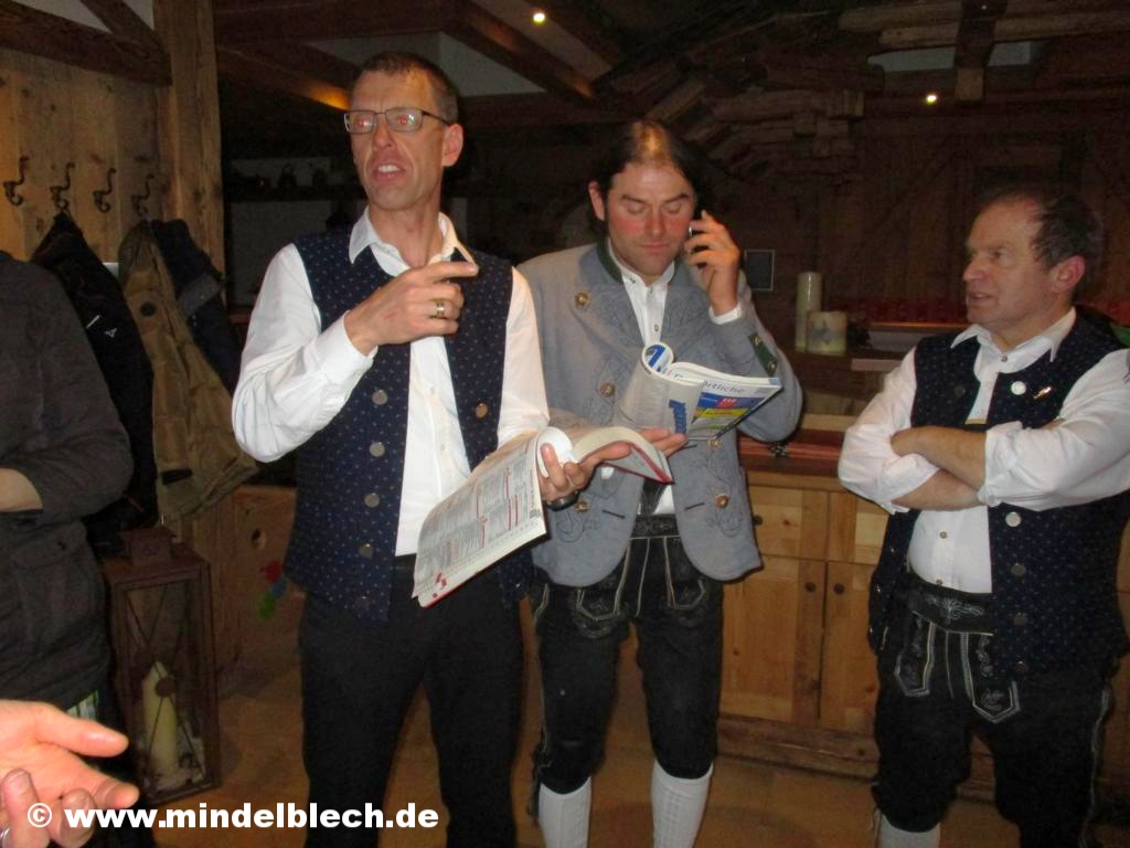Erhard war bereits auf der Suche nach einem neuen Job...