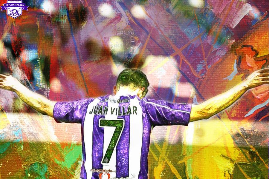 Juan Villar Vázquez - Real Valladolid