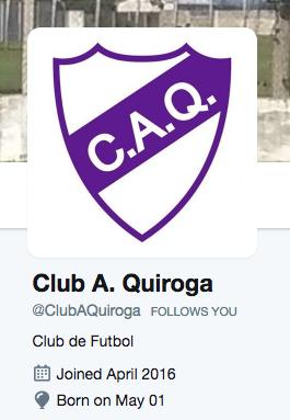 Club A. Quiroga