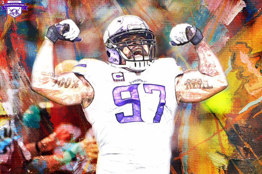 Everson Griffen - Minnesota Vikings