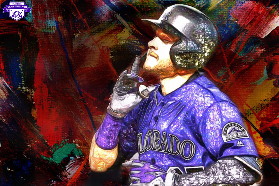 Trevor Story - Colorado Rockies