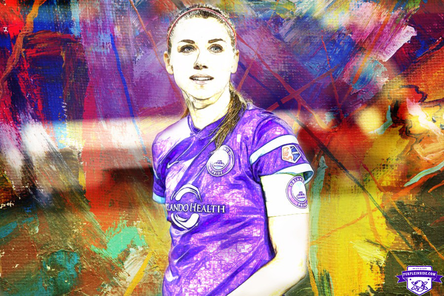 Alex Morgan - Orlando Pride