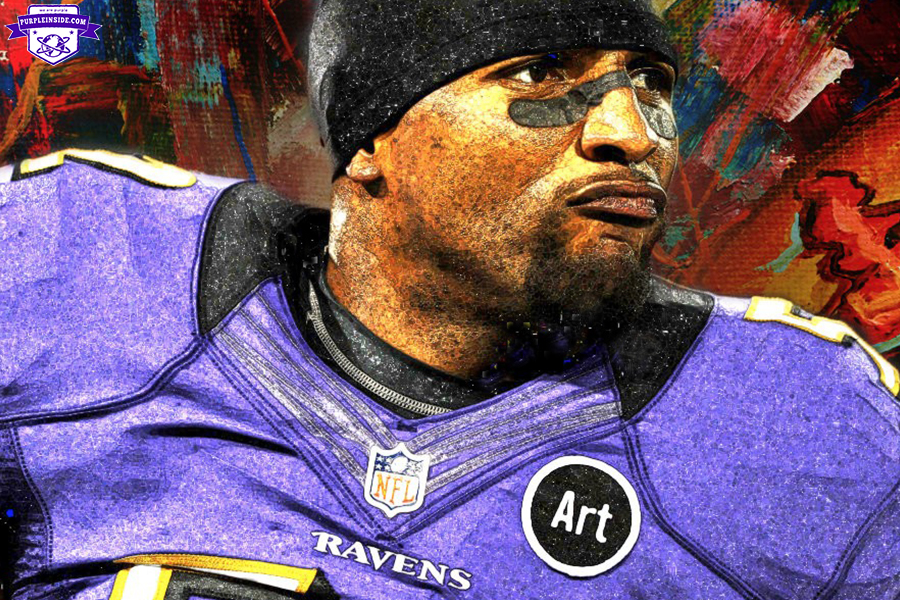 Ray Lewis - Baltimore Ravens