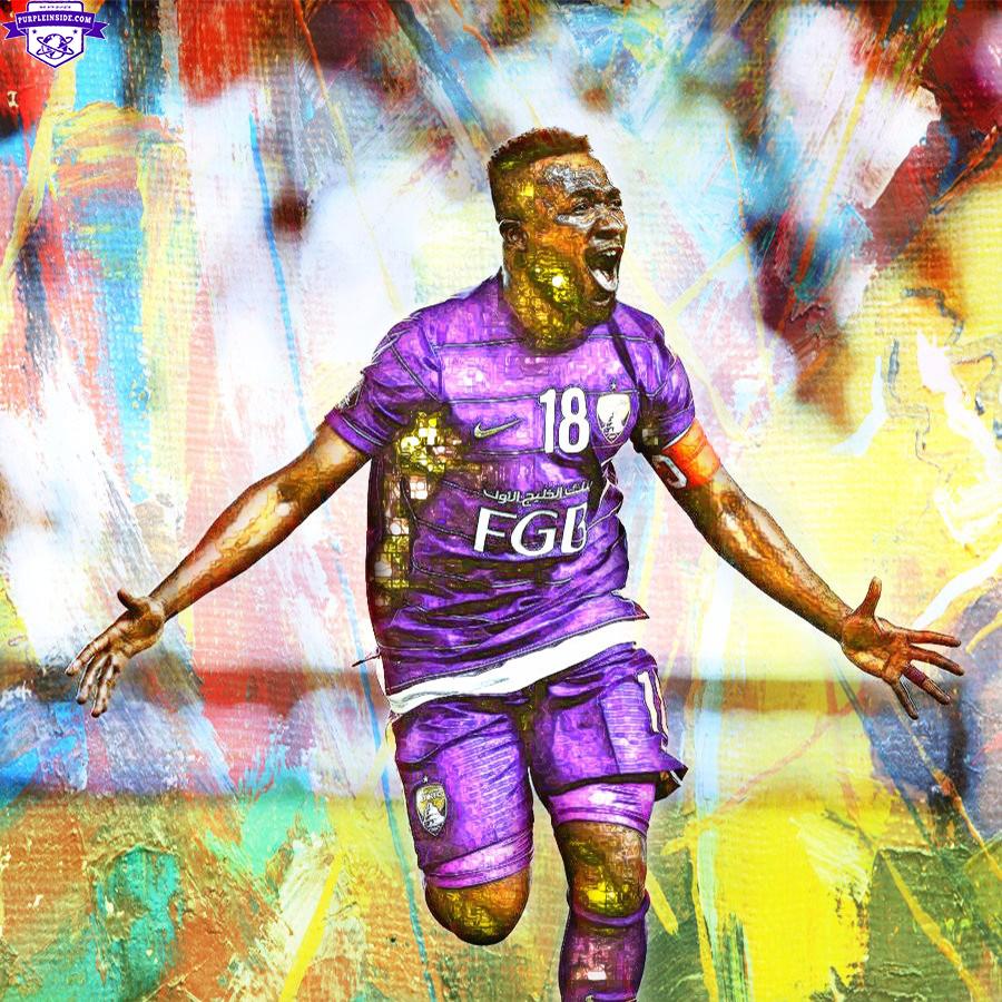 Ibrahim Diaky - Al Ain FC