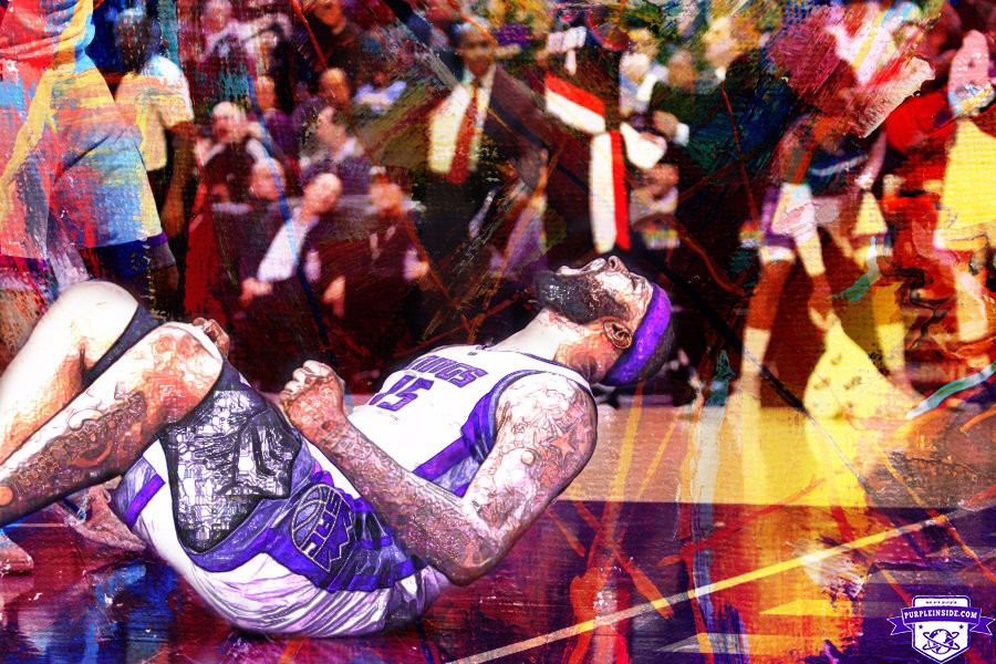 DeMarcus Cousins - Sacramento Kings