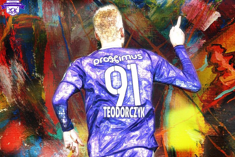 Łukasz Teodorczyk - RSC Anderlecht
