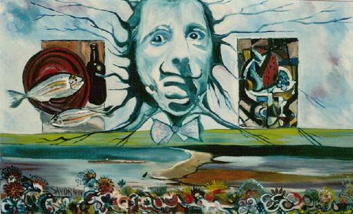 Fresque de JF Savornin