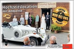 Imagefilm Hochzeitsfeier im Elstertal Saloon