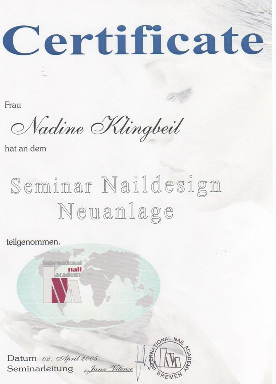 International Nail Academy Bremen