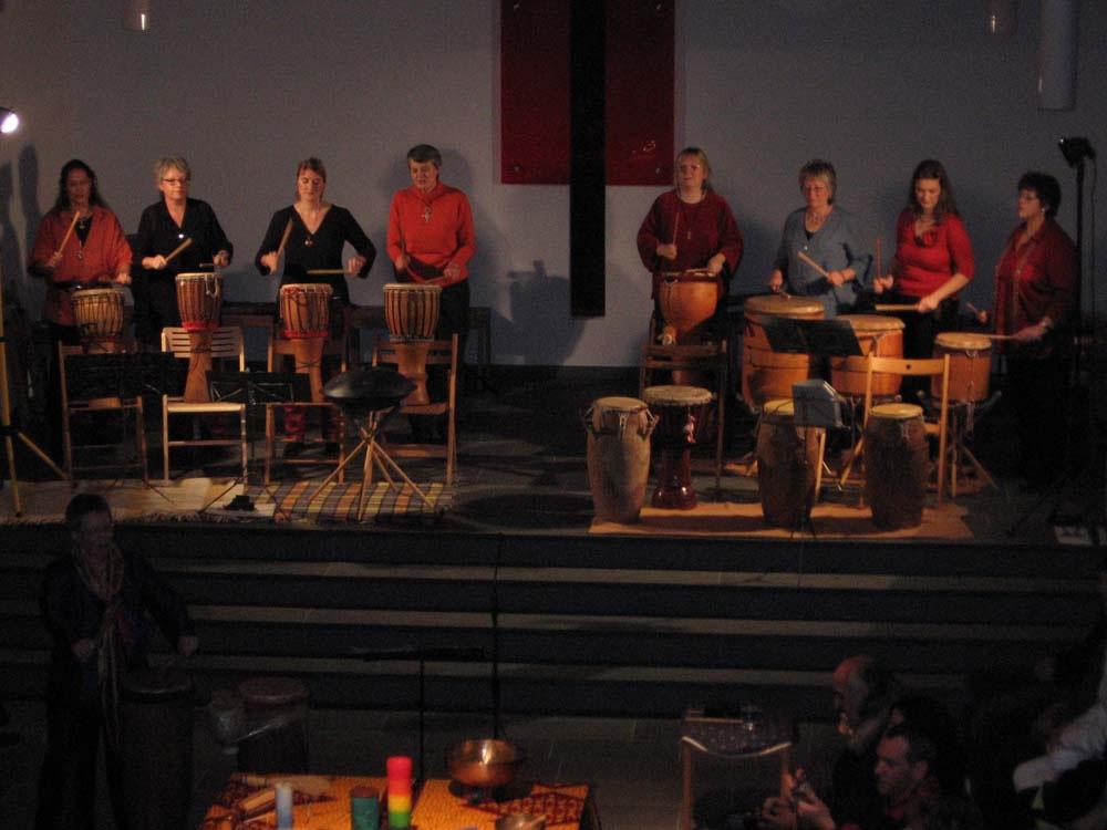 Konzert: Rhythmus in Raum & Zeit, Evang. Kirche, Haslach i.K.