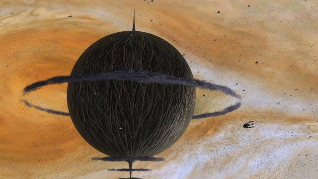 Gundam 00 le film : the awakening of the trailblazer (le réveil du pionnier) où des extraterrestres télépathiques et muets surgissent de Jupiter et se dirigent vers la terre
