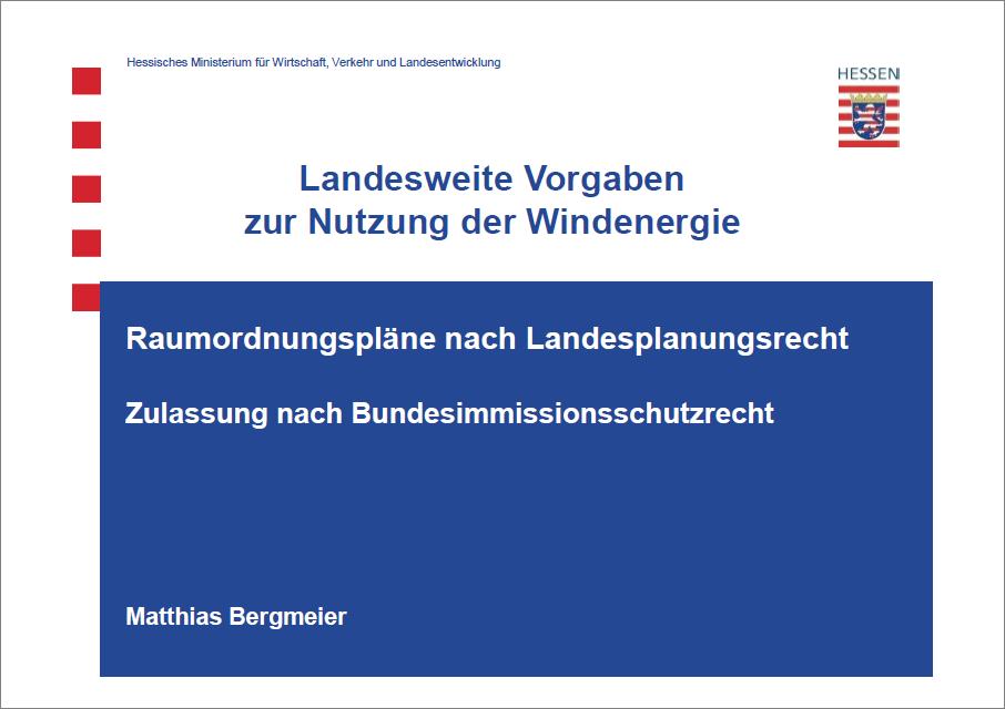 Auszug - Vortrag M. Bergmeier