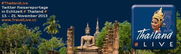 #ThailandLive - Reisebericht aus Thailand