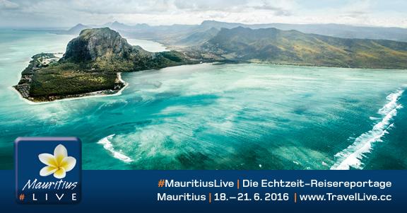 #MauritiusLive - Reisebericht aus Mauritius, 18.6. - 21.6.2016
