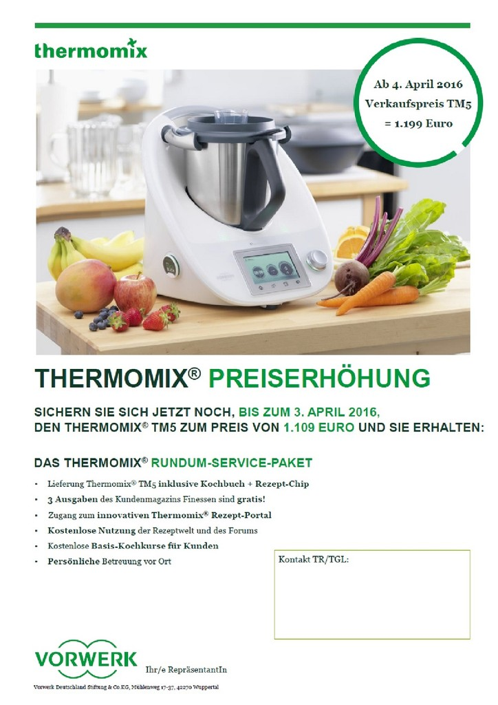 neuigkeiten zum thermomix tm5 von vorwerk thermomix tm5 repr sentanz karla winkler halle saale. Black Bedroom Furniture Sets. Home Design Ideas