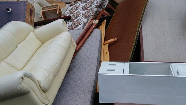 家具処分 札幌