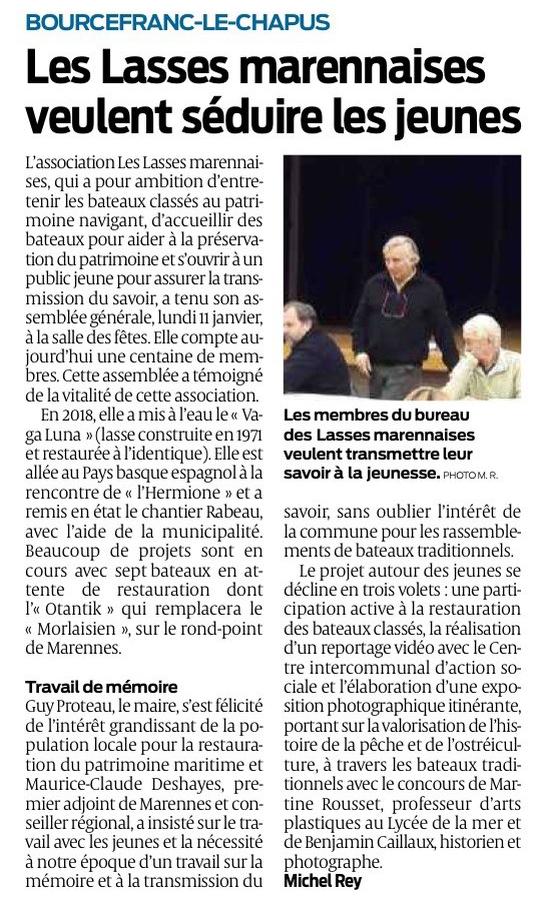 AG lasses marennaises, sud-ouest, vieux gréements, Bourcefranc-Le Chapus, Pays Marennes-Oléron, Charente-Maritime