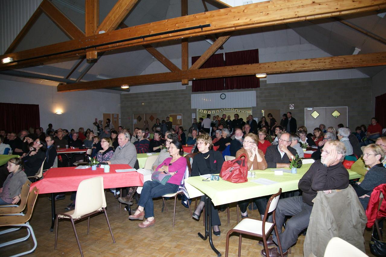 Café Associatif de la Poste - Cabaret - 16 novembre 2012