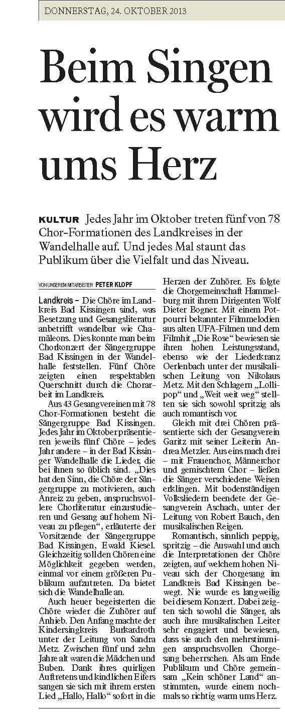 Saale-Zeitung