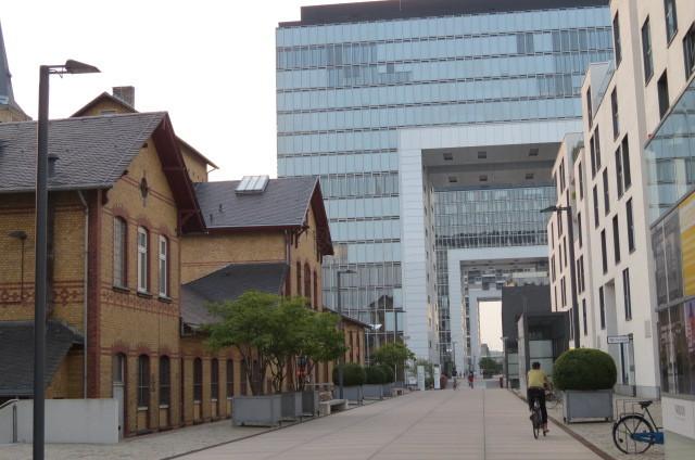 Köln - spannender Architekturmix (Juli 2014)