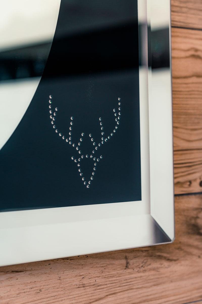 ... dazu passende Dekorfliesen für pfiffige Detaillösungen ...