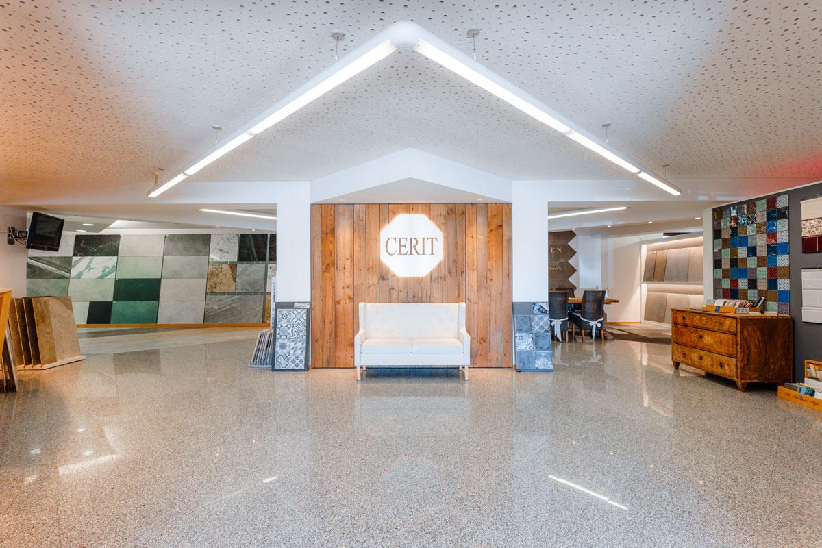 Willkommen bei Cerit - Fliesenkompetenz seit 1972