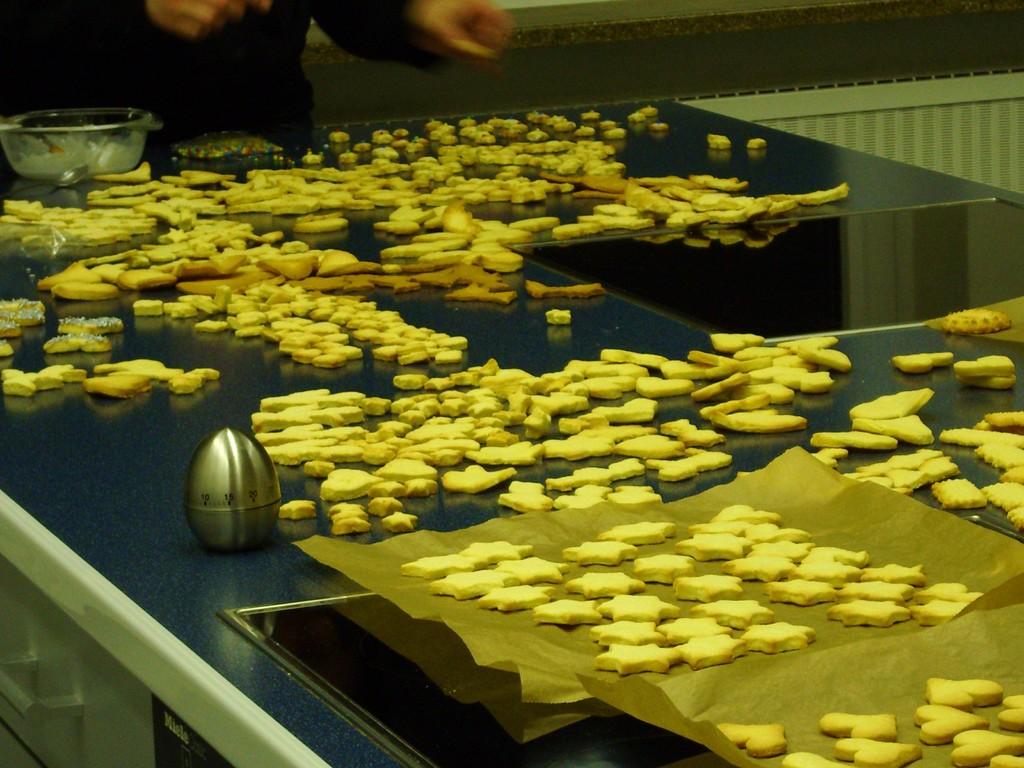 Noch mehr Kekse!!