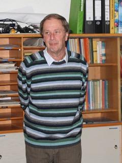 Die Schüler, die Kollegen und die Goldbachschule waren sein Leben: Udo Schwehn.