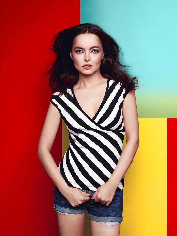model: Sabine Roll