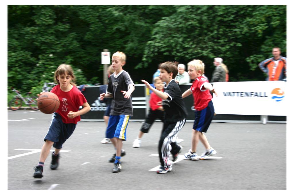 Streetballturnier TFT - Treptower Festtage 06/2009