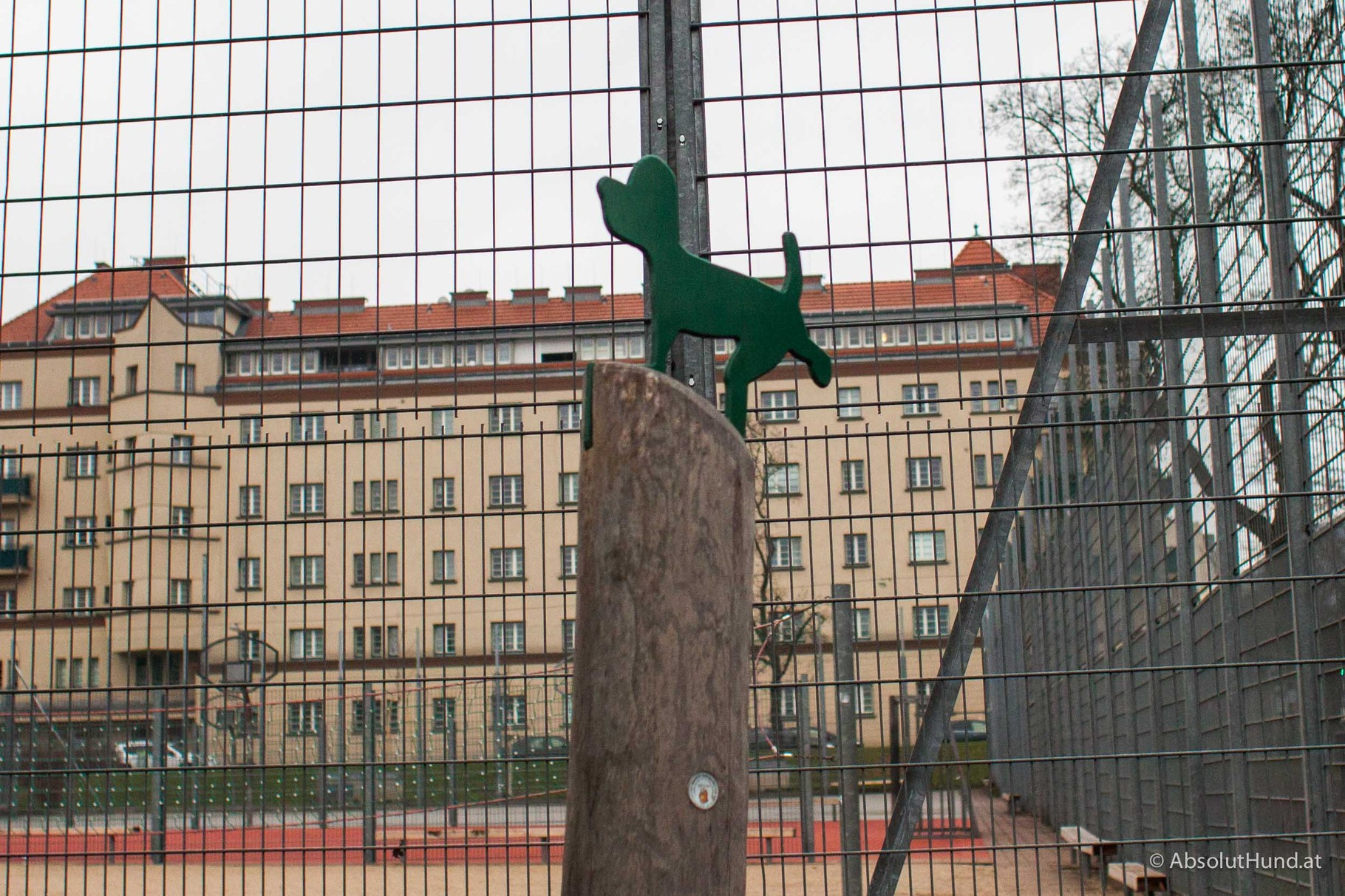 Hundezone - Steinbauerpark 1120 Wien