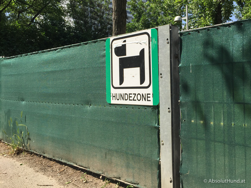 Hundezone Wohnparkstraße, 1230 Wien - AbsolutHund.at