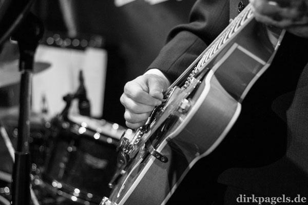 Gretsch Guitar, Foto: Dirk Pagels
