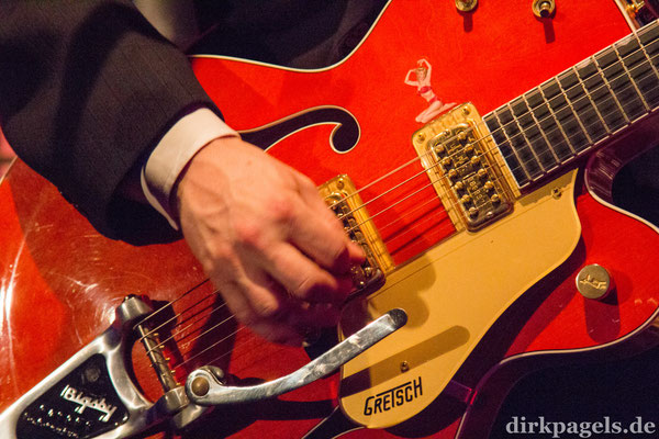 Gretsch Guitar, Foto: Dirk Pagels, Teltow