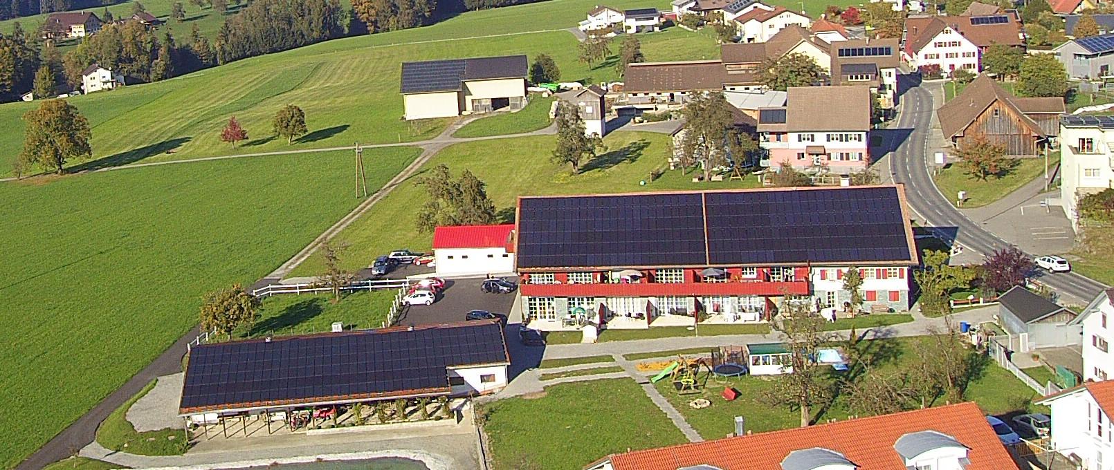 99,2 kWp ET-Solar, Hohenweiler