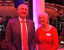 Investment Summit bei Flossbach von Storch in Köln frau & vermögen