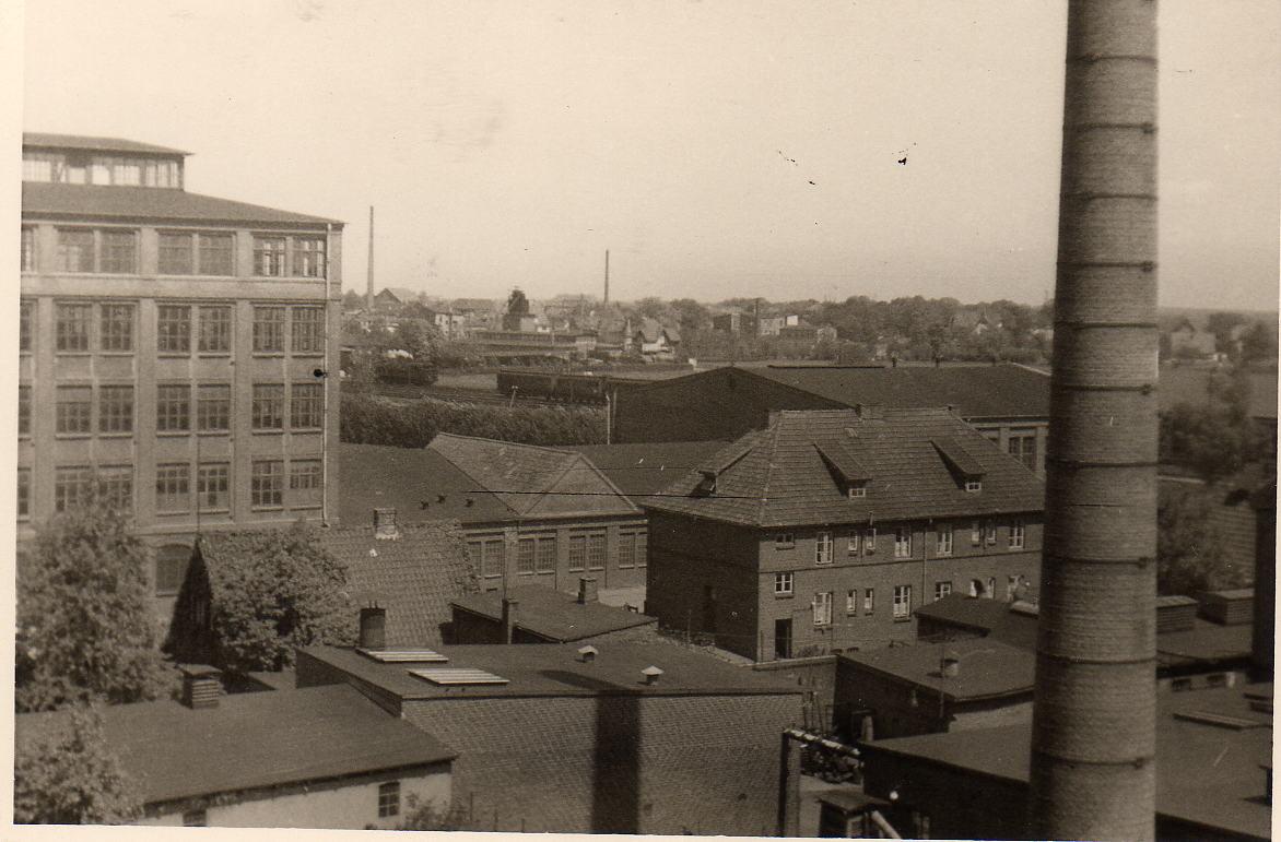 Historische Bilder  Knechtsche Hallen  Elmshorn