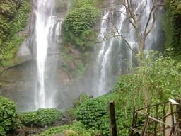 schönster Wasserfall Balis - grandiose natur