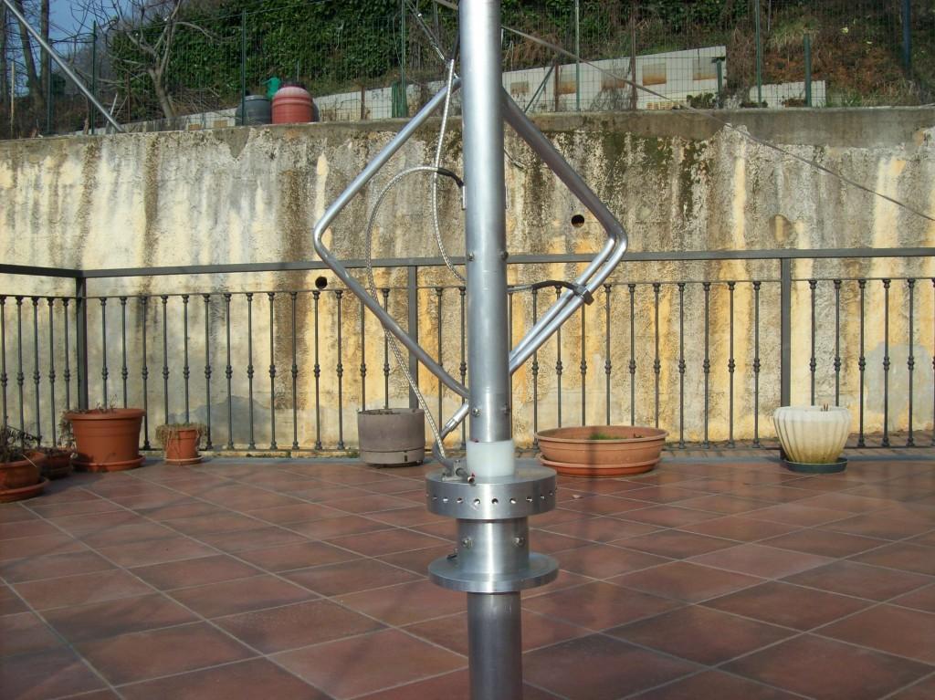 Particolare della nuova Antenna 1RPDX
