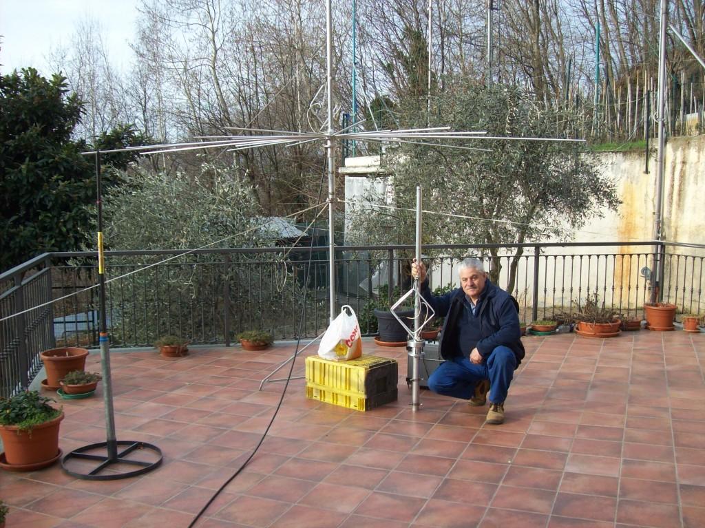 1RP.001 Vito Con la 1RPDX  nuova Antenna