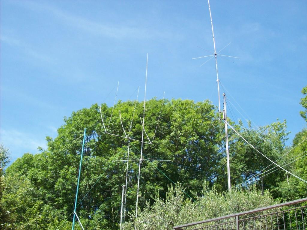 Staz. antenne di 1RP.001 Vito