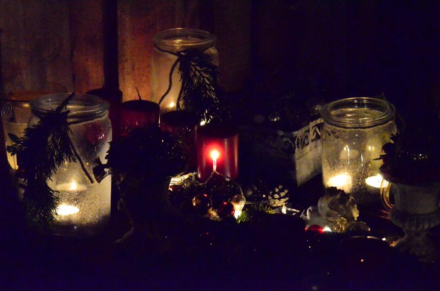 Weihnachtsduft für die Wohnung, Weihnachtsdüfte mit ätherischen Ölen ...