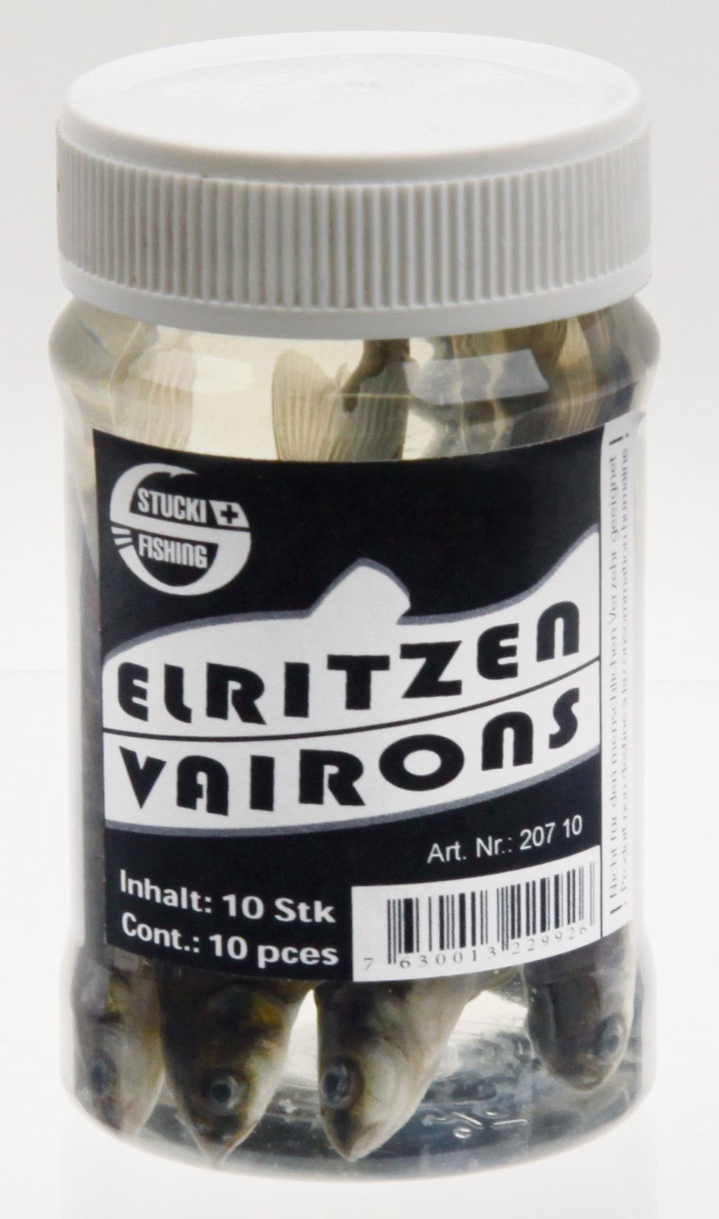 Köderfische - Elritzen